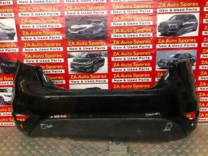 FORD FIESTA 2009 - 15 REAR BUMPER BLACK GENUINE PN 896117D781