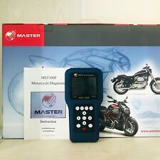 MST100P Universal Motorcycle LCD Display Diagnostic Scan Tool Fit For many brand