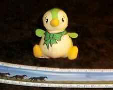 """3"""" Burger King Neopets GREEN BRUCE Penguin Mini Plush"""