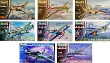Revell 1/48 Planes Aircraft Military Plane Aeroplanes New Plastic Model Kit 1 48