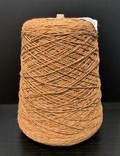 8/4 COTTON Yarn Cone ~MULTI AUTUMN~ 16 oz-24wpi-1680 yds~ Super Fine ~FREE SHIP