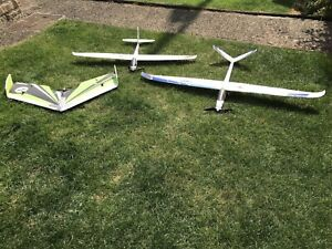 Radio Controlled Model Electric Aircraft.  Modeller Selling up.