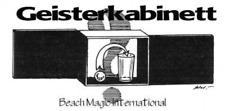 Spirit Cabinet, das Geisterkabinett I Baupan für Zaubertrick von Astor |