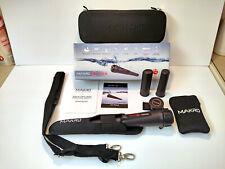 Makro Pointer Waterproof Pinpointer Metal Detector (Black) With Hardshell Case +