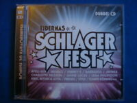 Tidernas Schlagerfest - Various Artists (2xCD, Compilation, 2002)