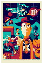 "731 Hot Movie TV Shows - Toy Story 1 14""x21"" Poster"