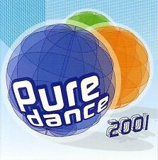 Pure Dance 2001 Various Artists MUSIC CD