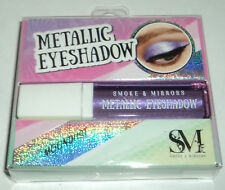 Smoke & Mirrors High Pigment Metallic Eyeshadow Moondust Nib