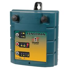 Fenceman - CP1900 Energizer - electric fencing unit -  horse or pony