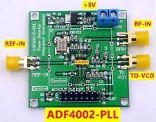 Adf4002 moduli RF PLL VCO 400mhz fase DETECTOR frequency Sintetizzatore