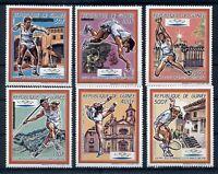GUINEA* 1987* compl.set 6 stamps* MNH** Olympic Games - Barcelona - Mi.No1187-92