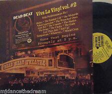 Dead Beat-Viva La Vinilo Vol #2 - Varios artistas ~ Vinilo Lp nos prensa + Folleto