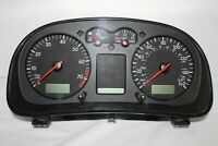 Speedometer Instrument Cluster Dash Panel Gauges 2001 Jetta   73,313 Miles