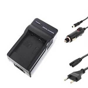 Ladegerät für Panasonic Lumix DMC-TZ6, DMC-TZ7, DMC-TZ8, DMC-TZ9, DMC-TZ10, TZ18