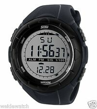 SKMEI Original imported Digital Black Grey wrist watch for Mens & boys