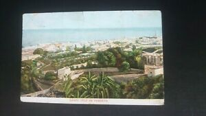 Santa Cruz, Tenerife 1909 Postcard