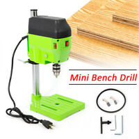 BG-5166A Drill Press Electric Machine Small Work Bench DIY 110V 480W 17cm x 17cm