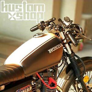Fuel tank, cafe racer, scrambler, tracker etc. Honda CG125 style tank...