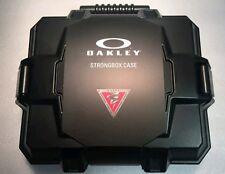 OAKLEY SI STRONGBOX ACC CASE PNP BLACK 101-614-001 ELITE SPECIAL FORCES GUN CASE