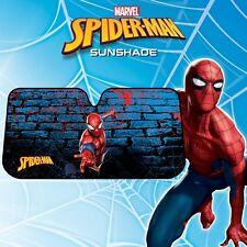 MARVEL SPIDER-MAN Car Windscreen Sun Shade Visor Front UV Shield 150X70cm