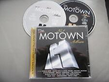 El N º 1 Motown Album 2 CD Gaye Ross Jackson Ruffin Wells Four Tops Miracles