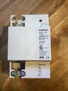 Siemens 5WG1148 - 1AB02 instabus EIB KNX Schnittstelle