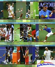Ace Authentic Roger Federer All Time Singles Champion 32 Card HOLOFOIL Set MINT