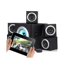 Home Cinema System Theater 5.1 Bluetooth Surround Sound Speakers Tablet PC iPad