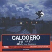 "CALOGERO ""BEST OF"" 2 CD NEW"