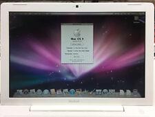 Apple Macbook A1181 2.1GHz 2GB 120GB Warranty - 2008 #A154