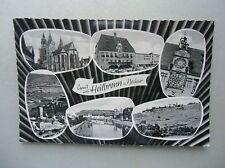 Cartolina Heilbronn A. Necker 6 terrificanti 50er?