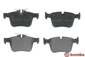 REAR Brake Pads for Mercedes-Benz C-Class W205 S205 C205 A205 BREMBO P 50 122