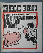 ►CHARLIE HEBDO N°136  - JUIN 1973 - REISER