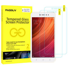 PASBUY 2Pack Premium TemperedGlass Screen Protector for Xiaomi Redmi Note 5A Y1