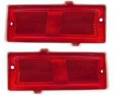 70 71 72 Chevy Chevelle Quarter Marker Lamps Lights / Pair (Right & Left) L70R