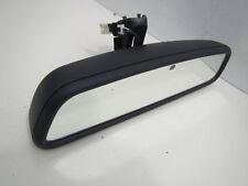 Specchietto Interno Posteriore Elettrico Cromo per Volvo V50 Mw 04-07