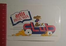 Aufkleber/Sticker: artis historia (30121655)