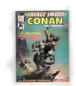Savage Sword of Conan # 4