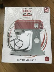 Kenwood kMix Stand Mixer for Baking, Stylish Kitchen Mixer with K-beater, Dough