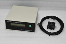 OPHIR P/N 771826A Sensor Head& EO TECHNICS AUTO POWER CONTROLLER
