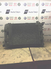 Radiator Pack, Water & A/C Rad, Main Cooling Fans - Fabia 1.9 TDI ASZ '04