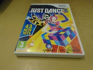 JUST DANCE 2016 for Nintendo Wii   Complete with Manual   VG Condition