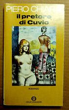 1977c=IL PRETORE DI CUVIO =PIERO CHIARA -  Romanzo - Avventura Lieto Fine...ETNA