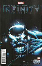 Infinity   #1   Regular Cover   Marvel Now  1st Printing