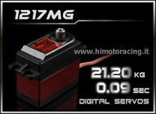 SERVO DIGITALE 21.2 Kg POWER HD CON INGRANAGGI IN TITANIO HIMOTO DC-1217MG