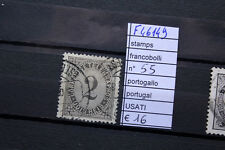 FRANCOBOLLI PORTUGALLO USATI STAMPS PORTUGAL USED N°55 (F46149)