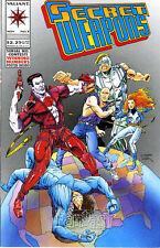 Secret Weapons #3 (Nov 1993, Acclaim / Valiant) NM
