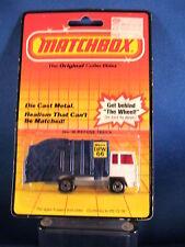 Matchbox No. 36 Refuse Truck