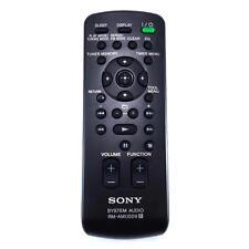 *NEW* Genuine Sony MHC-EC79I / MHC-EC99 / MHC-EC99I Remote Control