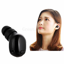 Mini Wireless Bluetooth Stereo Headset In-Ear Earphone Earbud Usps Fast Shipping